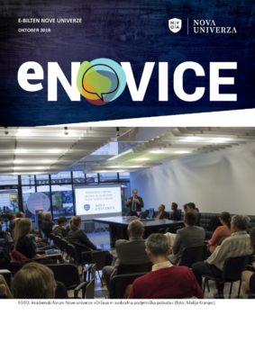 e-Novice Nove univerze, oktober 2018