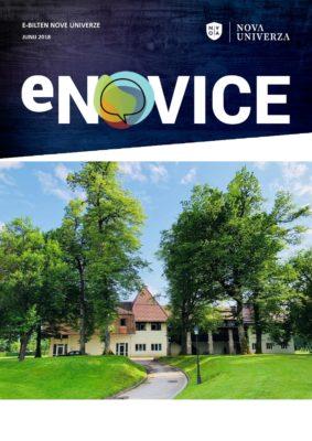 e-Novice Nove univerze, junij 2018