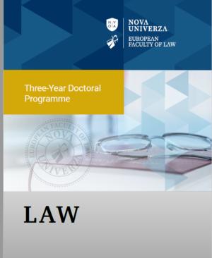 Law (III) Brochure