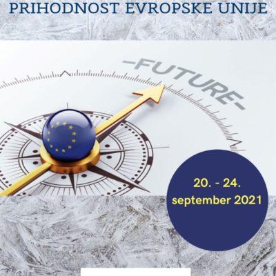 Jesenska šola Nove univerze 2021: PRIHODNOST EVROPSKE UNIJE